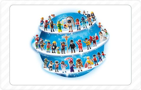 2016 - Mais de 2,9 mil milhões de figurasPlaymobilvivem atualmente nos quartos das crianças do mundo inteiro. Foram desenvolvidas cerca de 5100 versões diferentes desde 1974.