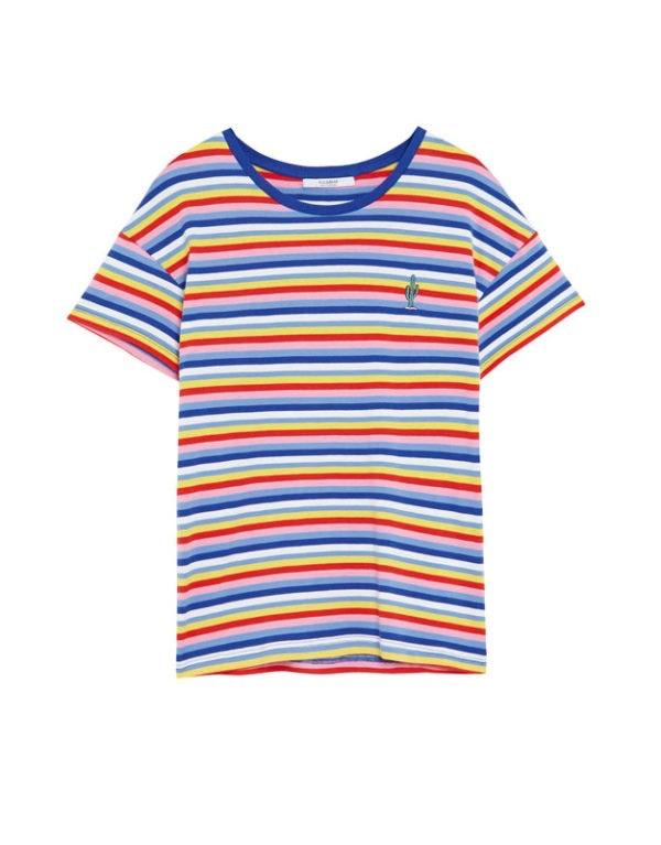 T-shirt, Pull&Bear, 9,99€