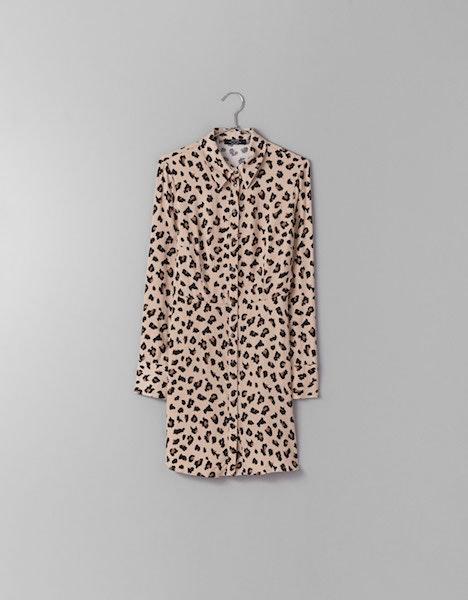 Vestido, Bershka, 22,99€