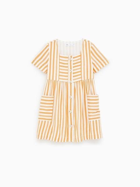 Vestido, Zara Kids, 22,95€