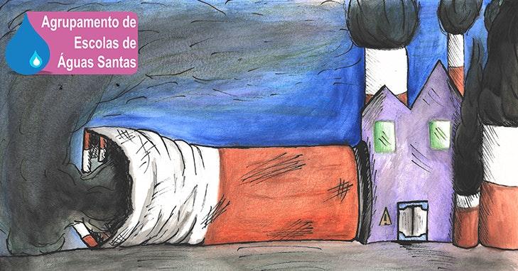"""""""O Cigarro Mata"""": a exposição criada por alunos de Artes Visuais"""