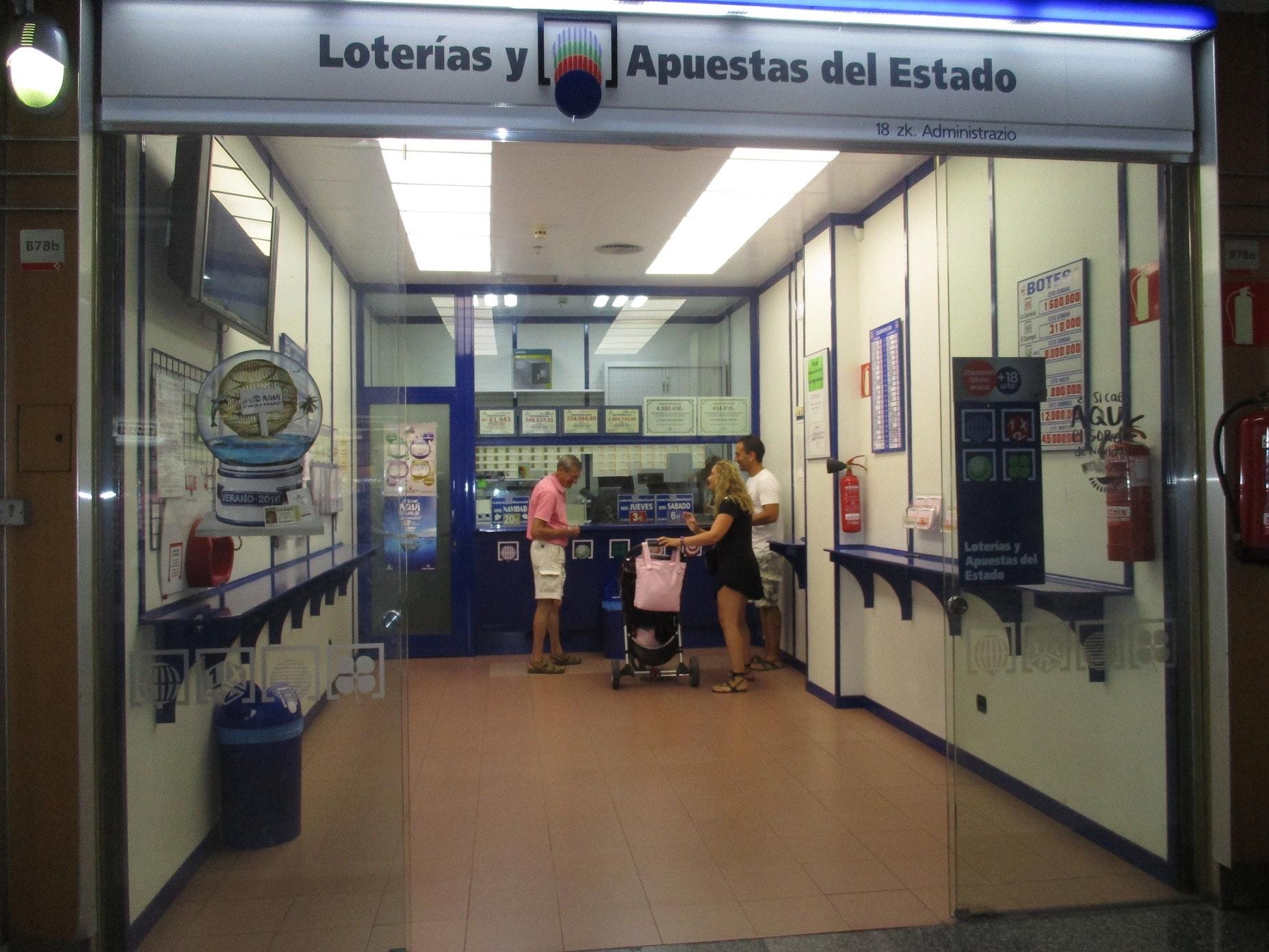LOTERIAS TIENDA