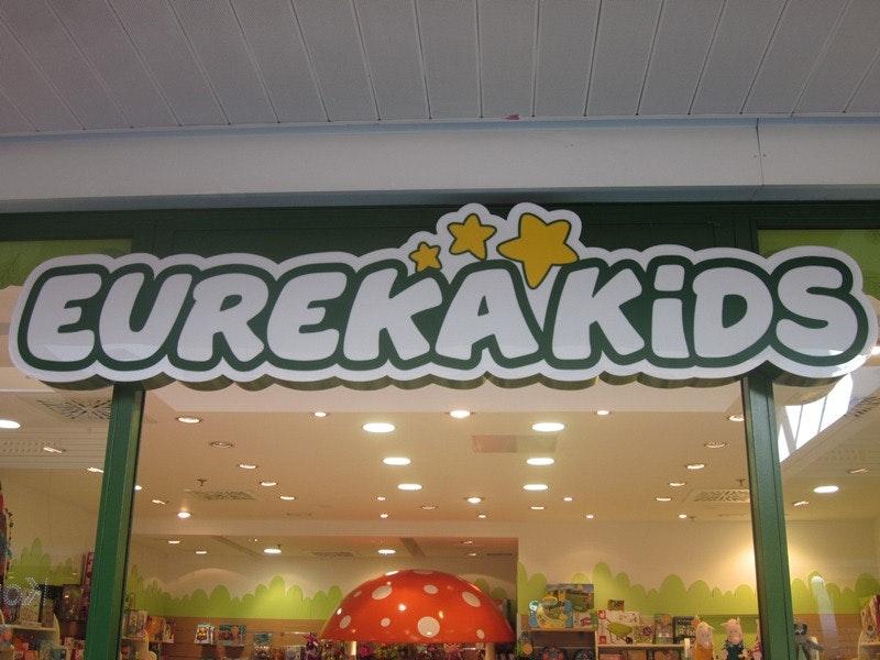 eurekakids rotulo