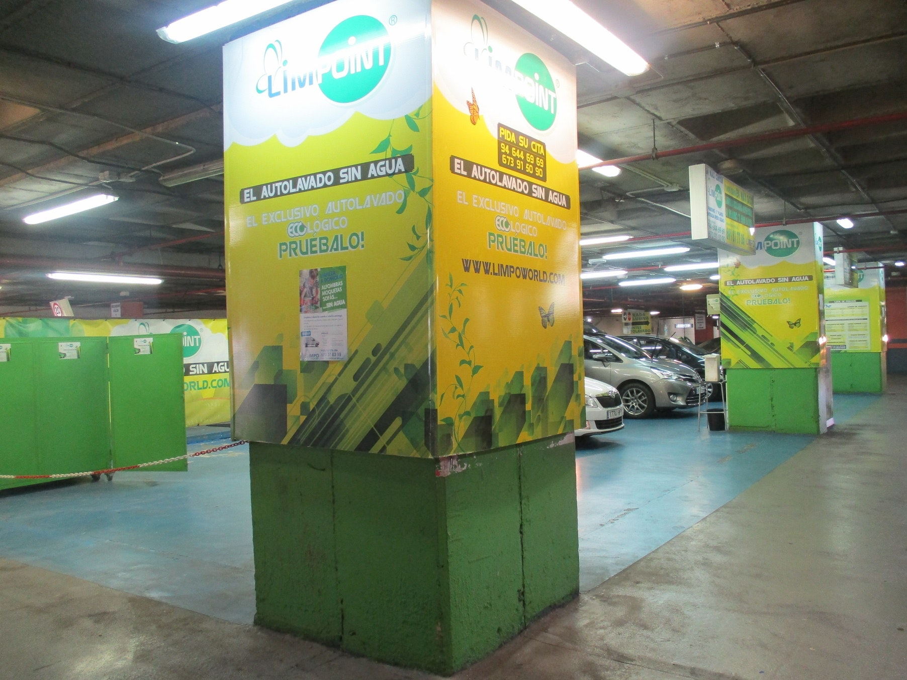 limpoint tienda
