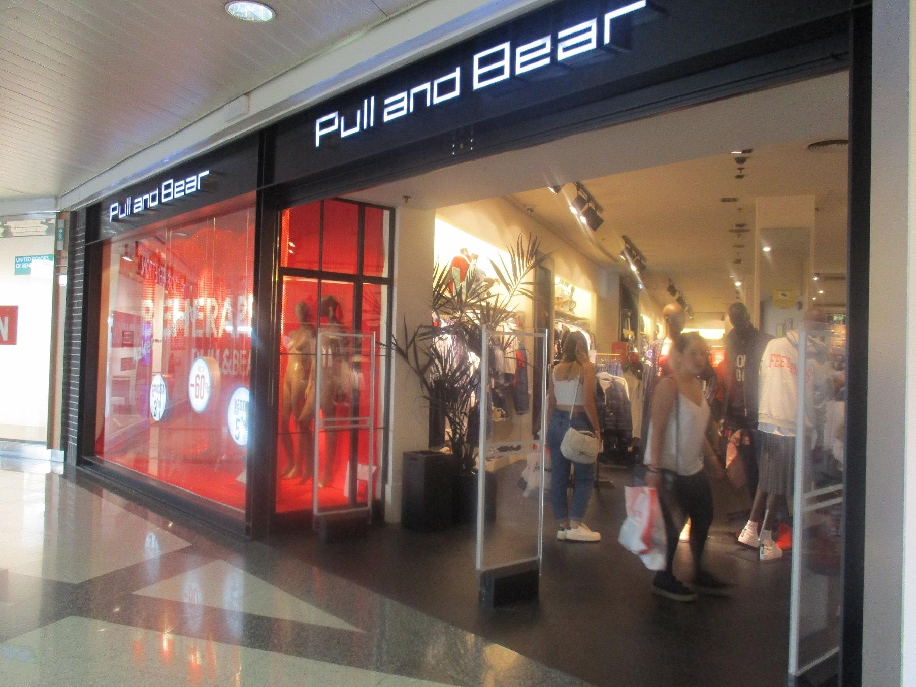 pull & bear tienda