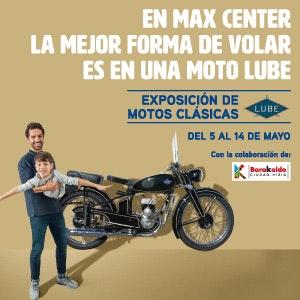 EXPOSICIÓN DE MOTOS LUBE