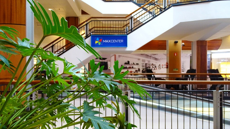 max center centro comercial