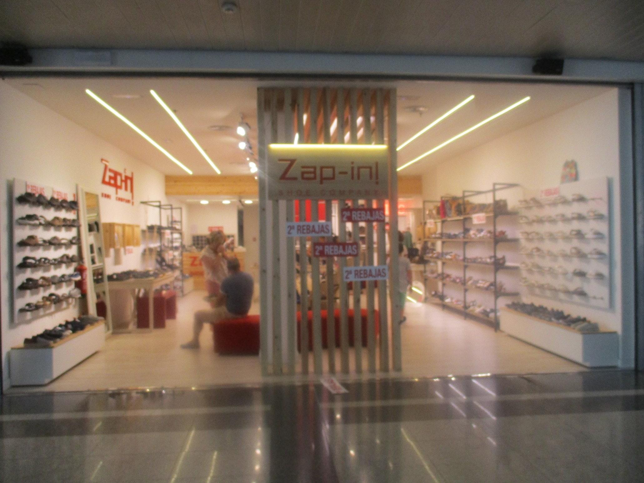 zap in tienda
