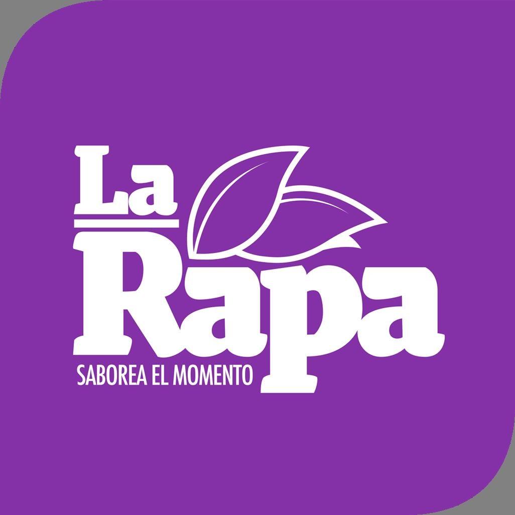 logo LA RAPA  transparente
