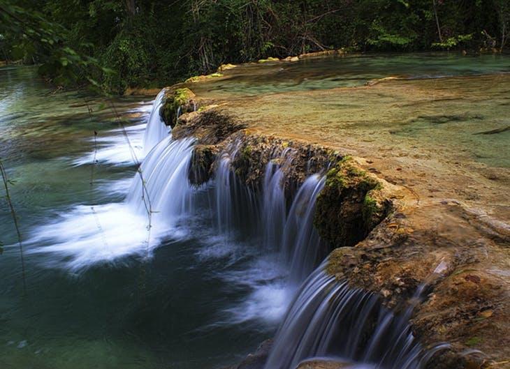 Ruta al nacimiento del río Kadagua