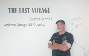 Conoce a Andrew Gangoiti en 'The last voyage'