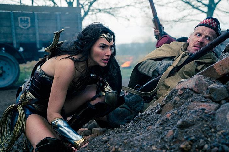'Wonder Woman' en tus cines Max Ocio
