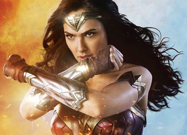 'Wonder Woman' en tus cines Max Ocio