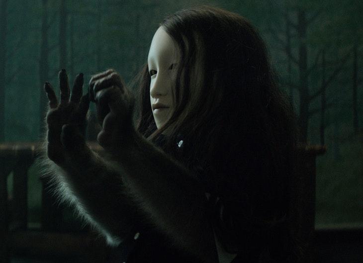 '(Sin título) Máscara humana': el videoarte de Pierre Huyghe