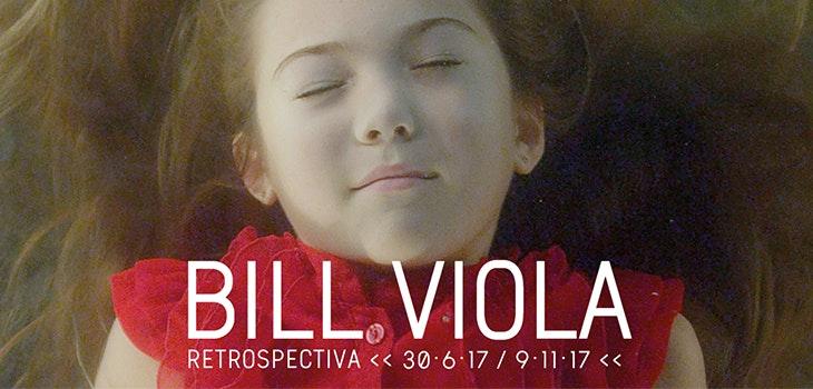 4 motivos para ver 'Bill Viola: retrospectiva'