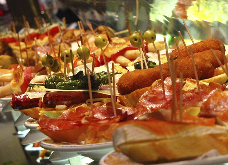 4 platos típicos del País Vasco