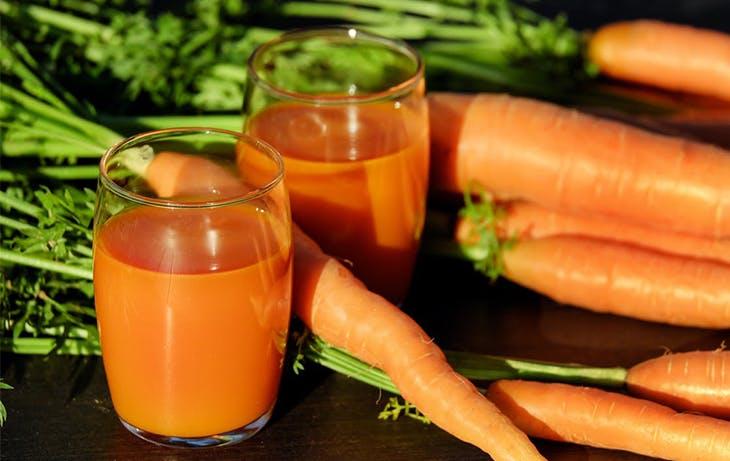 4 recetas con zanahoria para activar tu bronceado