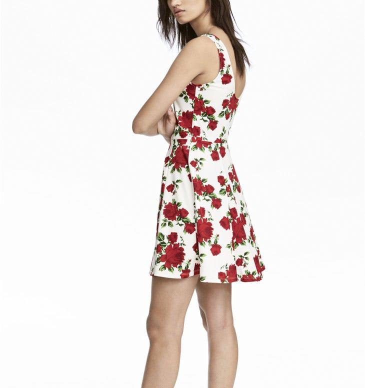 6 vestidos estampados por menos de 30€
