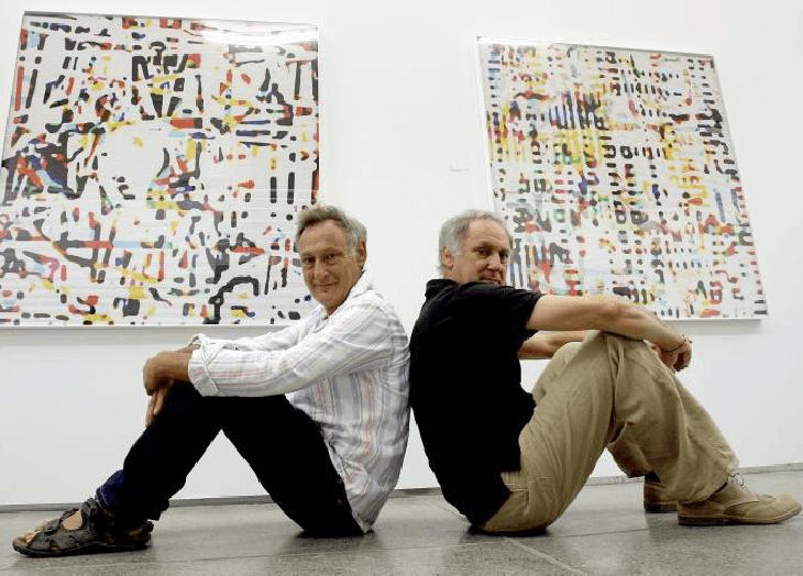 """Fernando y Vicente Roscubas presentan """"En paralelo"""""""