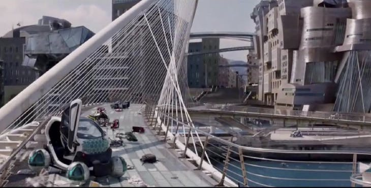 6 películas rodadas en Bilbao