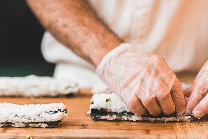 Qué necesitas para hacer sushi casero