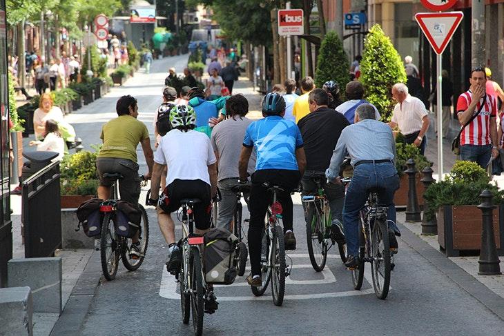¡Descubre Barakaldo en bicicleta!