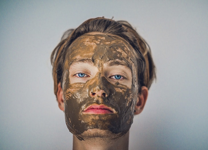 4 tipos de exfoliante facial casero