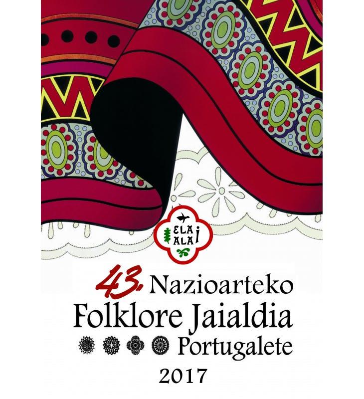 Todo lo que pasó en XLIII Festival Internacional de Folklore de Portugalete