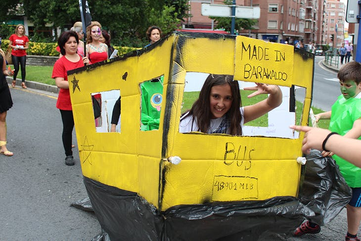 Celebra la Virgen del Carmen en los 'Barakaldoko Karmenak 2017'
