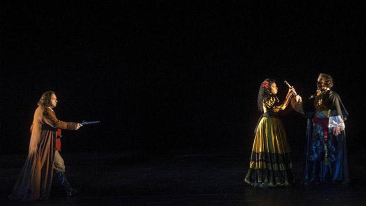 Ópera a la fresca en el Guggenheim