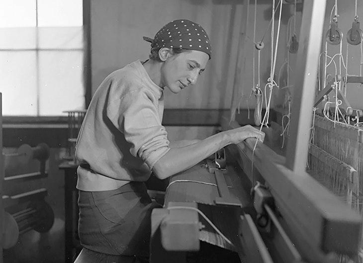 'Anni Albers: tocando la vista' en el Guggenheim
