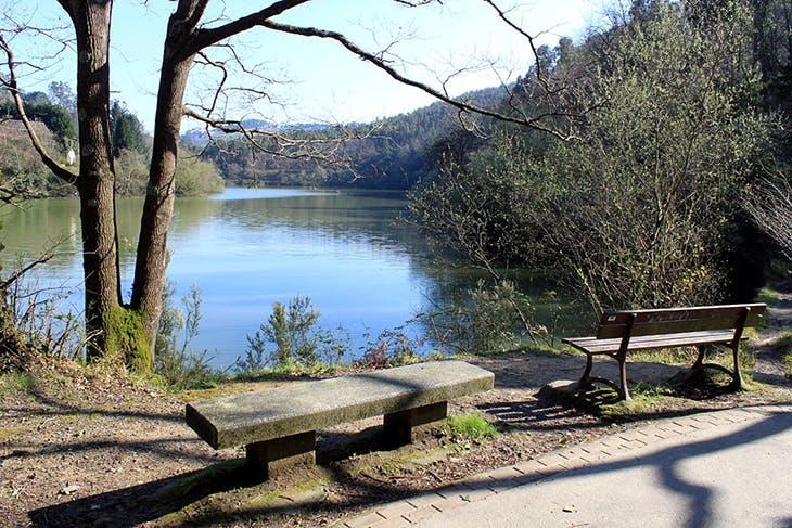 Descubre los pantanos de Barakaldo en el 'Camino del Agua'