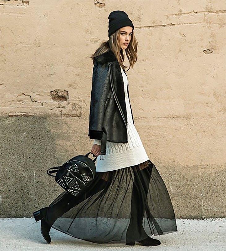 Faldas de tul: ¡imprescindibles en todos tus looks!