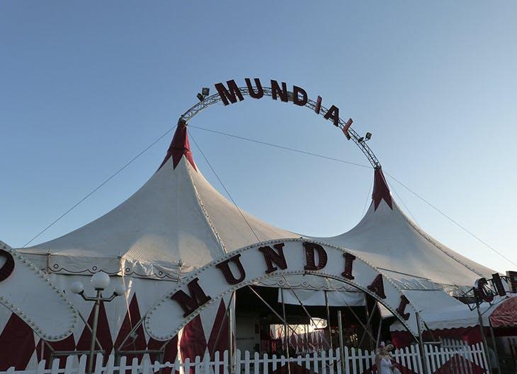 Disfruta del Gran Circo Mundial en Bilbao