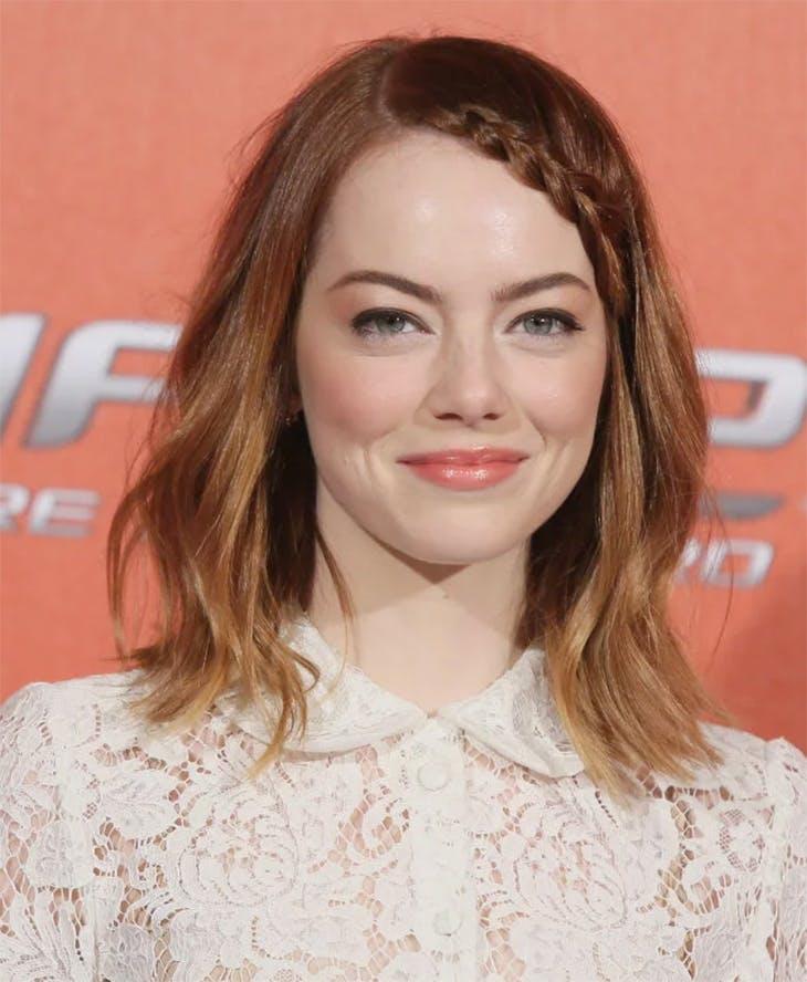 Los 4 peinados con trenzas más vistos en las celebrities