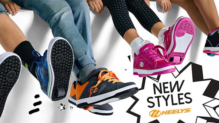 Zapatillas con ruedas: ¿calzado o juguete?