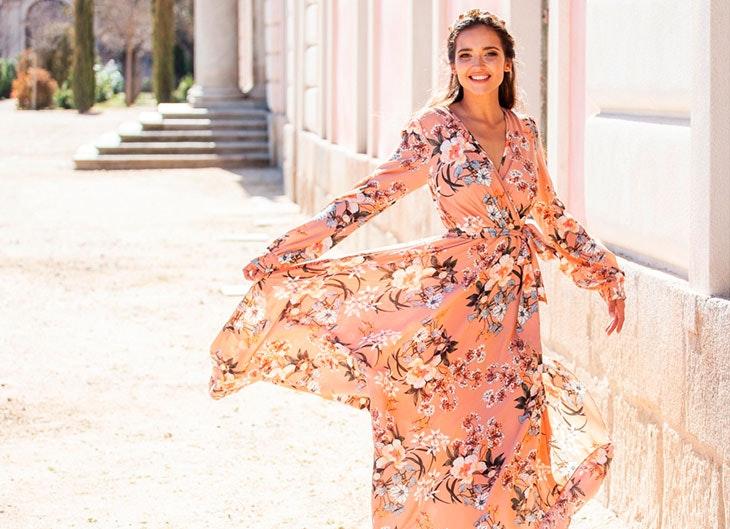 fa043183a Vestidos de boda para invitadas ✌ Primavera verano 2019 ⭐