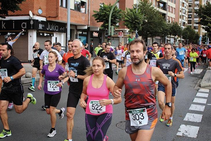 Vuelve la famosa carrera popular 10km Barakaldo