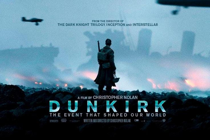 Dunkirk, cine, película