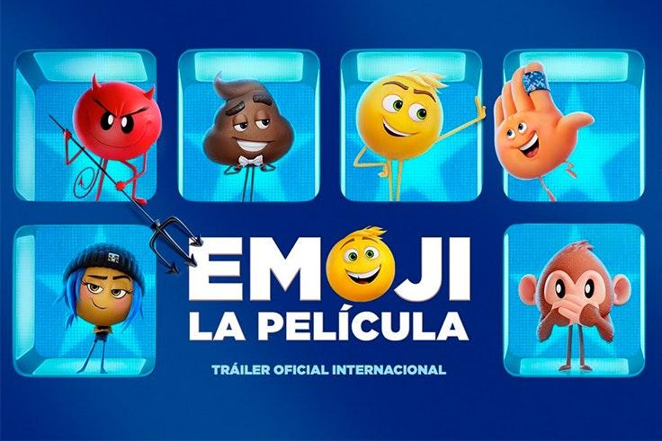 Emoji, cine, película