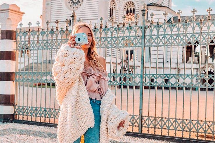 Leonie Hanne, moda, tendencias