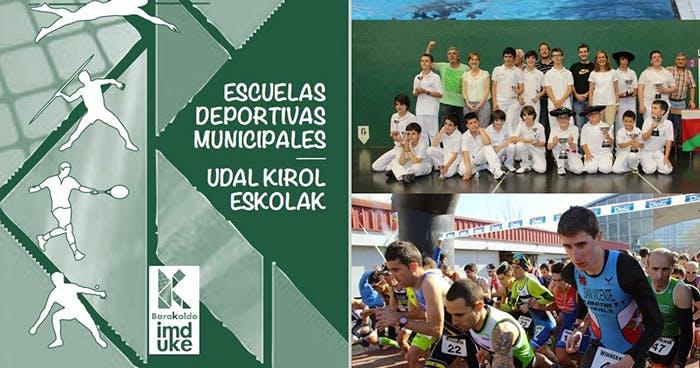¡Vuelven las Escuelas Deportivas de Barakaldo!
