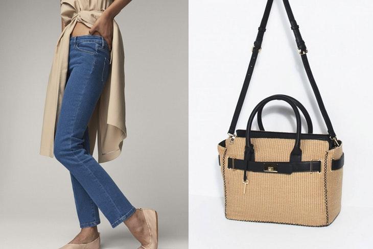 3 maneras diferentes de combinar unos jeans