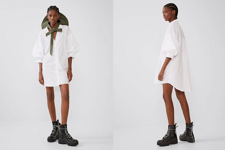 Camisa-blanca-Zara-popelín