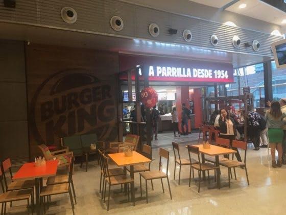nuevo restaurante Burger King