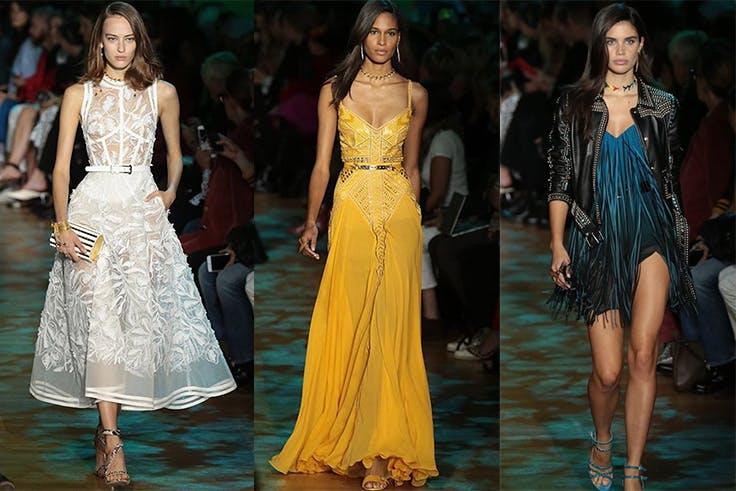 Fashion week, París, moda, desfiles