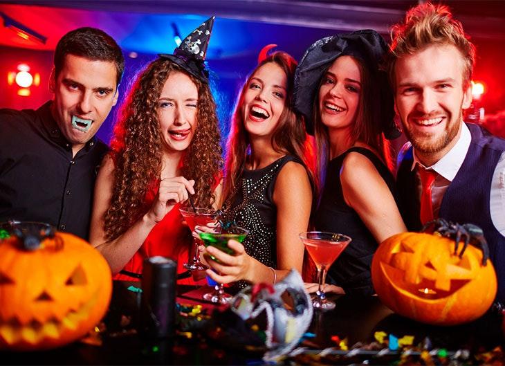 Cómo preparar una fiesta de Halloween.