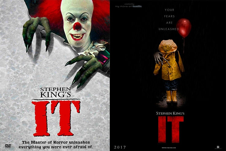 Cartel de 'It'
