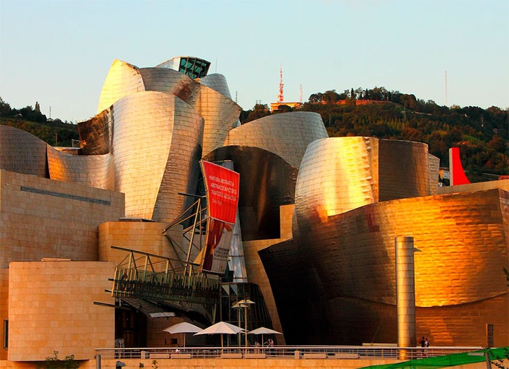 El Museo Guggenheim celebra su 20º aniversario.