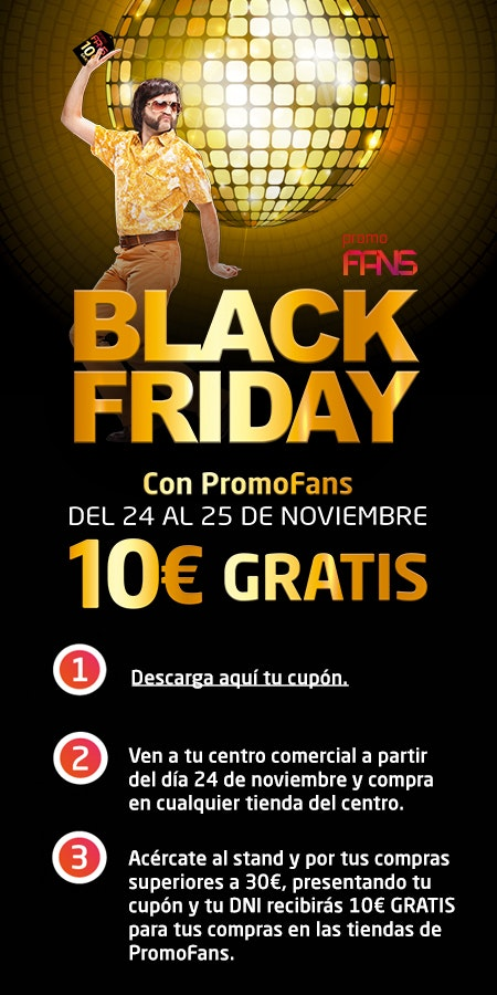 Black Friday PM